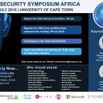 Cyber Security Symposium Africa (CSSA) 2018